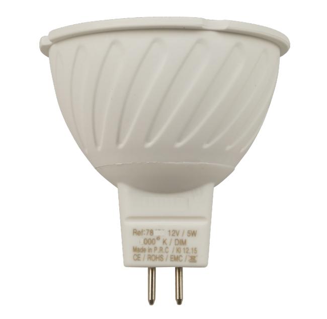 ampoule led 12v 5w haute puissance 38 dimmable. Black Bedroom Furniture Sets. Home Design Ideas