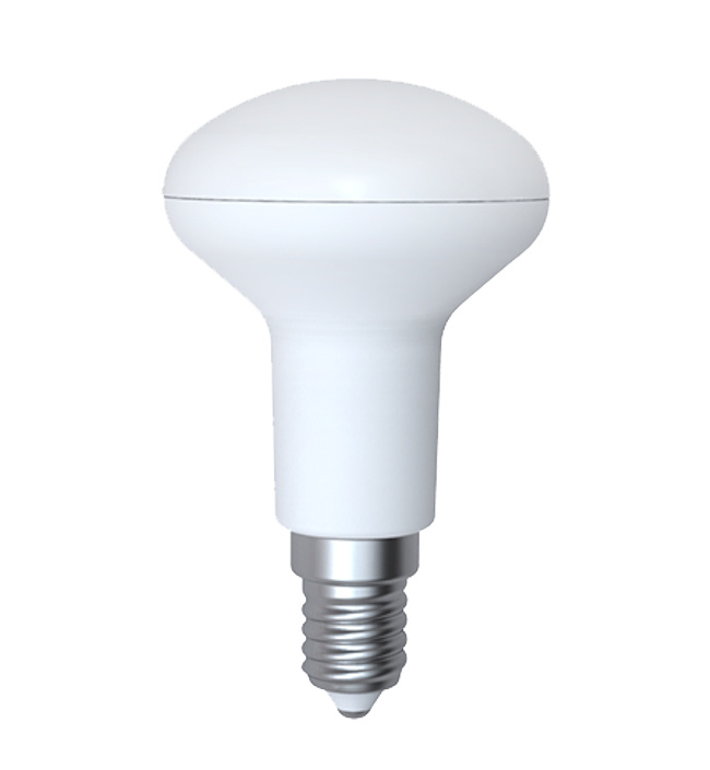 ampoule spot 50mm led 6w e14 lumi re blanche. Black Bedroom Furniture Sets. Home Design Ideas