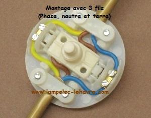 Interrupteur Pour Lampe Pied 65mm Lampadaire À Transparent Et sQdtxhrCB
